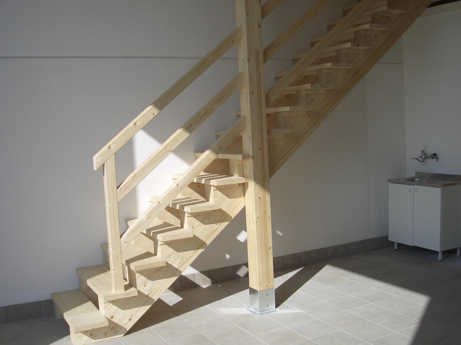 Scaletta In Legno Per Soppalco : Scala in legno per soppalco